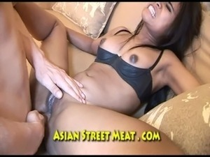 Smiling Anal Sperm Depositary With Pert Tits free