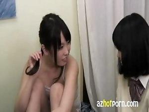 AzHotPorn.com - Asian Schoolgirls Sex With Classmates 2 2