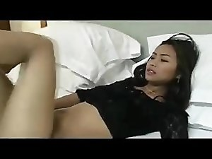 Pretty Thai Teen Fucked in Hotel Room
