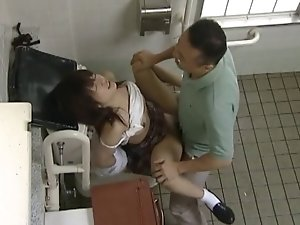 asian schoolgirl fucks teacher