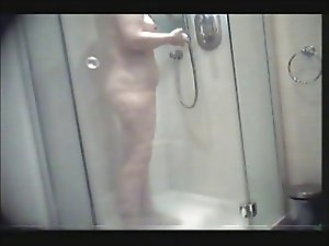 Hidden Shower Cam of My Wife