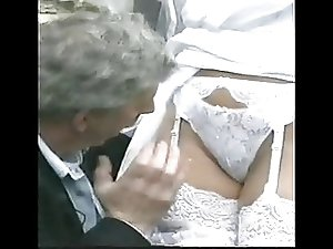 Bride Groped