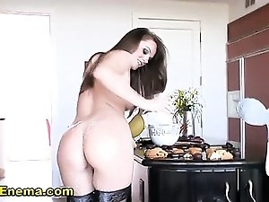 Milk squirting bitch fingers