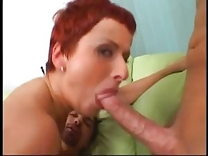 Lola Covered With Cum BVR