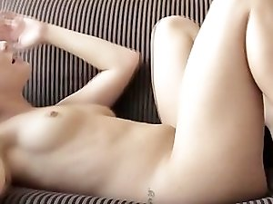 Real amateur girlfriend sucks and fucks hard cock