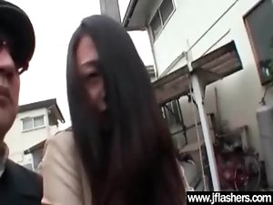 Hot Sexy Asian Girl Strip And Fuck Outdoor movie-27