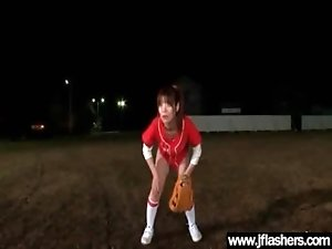 Hot Sexy Asian Girl Strip And Fuck Outdoor movie-01