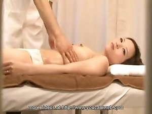 hot boob massage