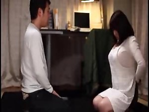 Young step mom's sex education