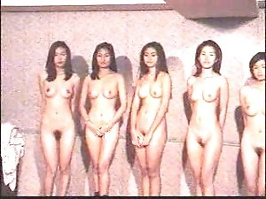 Asian Nude Contest by snahbrandy