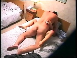 Hotel Voyeur Sexy wife! But the husband. . . . .censored +