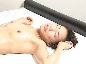 OIL MASSAGE ORGASM (G-Spot Orgasm)