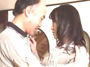Oh My Dad Husband fuck  fucks me better Misa Makise