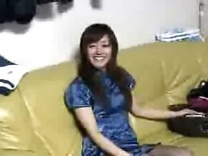 Young Japanese Wife Hidden Cam
