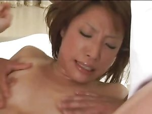 Orgasm at Spa Massage Part 2